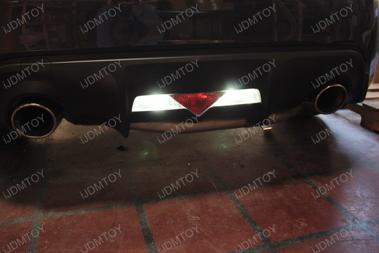 Scion FR-S 25W CREE LED Backup Lights 4