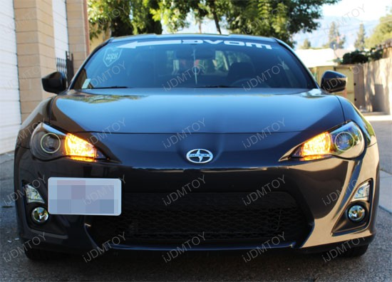 Scion FR-S 9005 LED DRL Bulbs 1