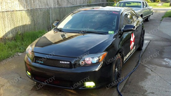 Scion tC LED Scanner Knight Rider Lights 3