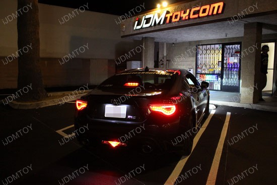 Scion FR-S LED 3rd Brake Light Conversion Kit 1