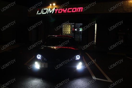 Scion FR-S LED Fog Lights 1