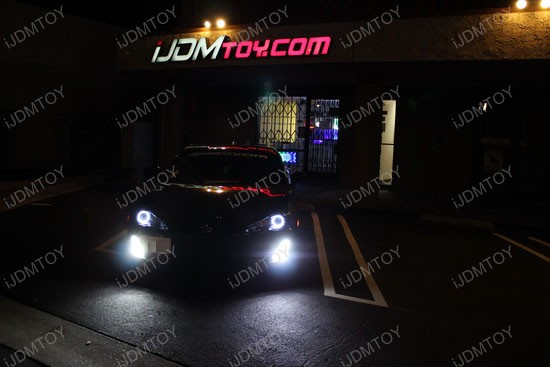 Scion FR-S LED Fog Lights 4
