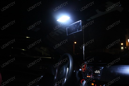 Scion FR-S Direct Fit LED Interior Lights 2