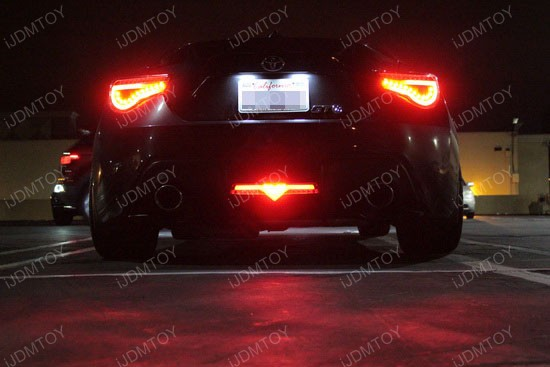 Scion FR-S LED Rear Bumper Lights 2
