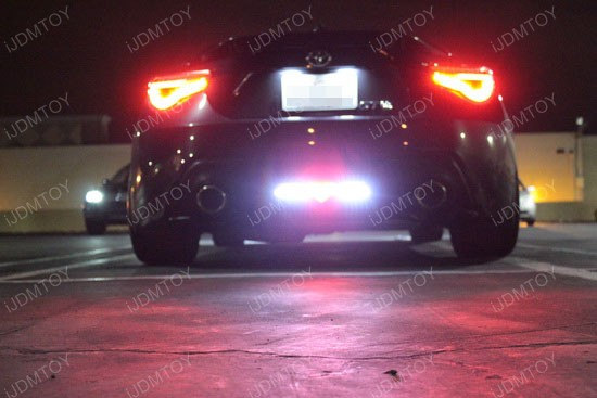 Scion FR-S LED Rear Bumper Lights 3