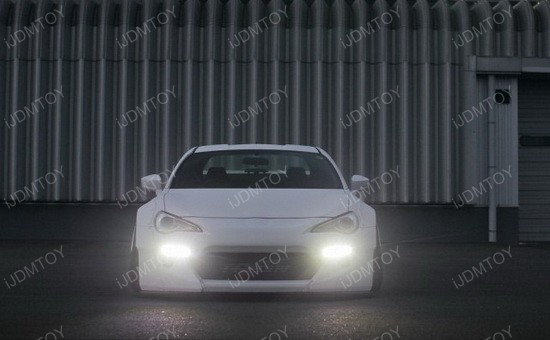Scion FR-S LEDayFlex LED Daytime Running Light Kit 3