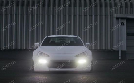 Scion FR-S LEDayFlex LED Daytime Running Light Kit 3