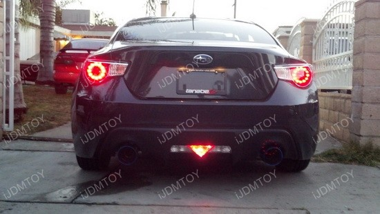 Scion FRS rear fog lights 01