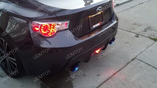 Scion FRS rear fog lights 03