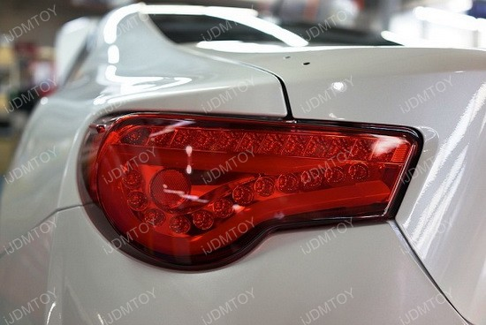 Scion FRS taillight 01
