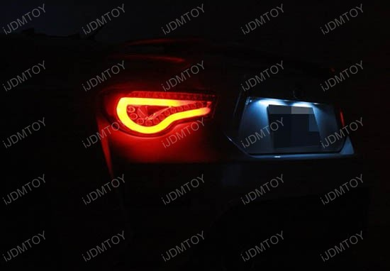 Scion FRS taillight 03