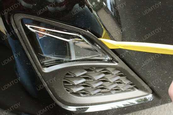 How To Install Led Turn Signal On Scion Fr S