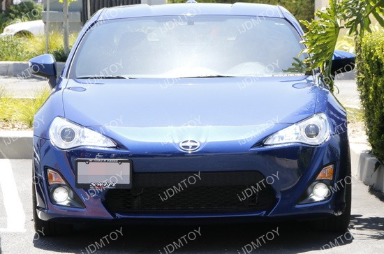 Scion FRS LED Fog Lights 01