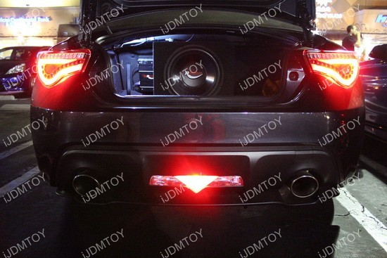 Scion FRS LED rear fog light 02