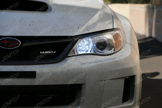 Subaru WRX LED Daytime Running Lights