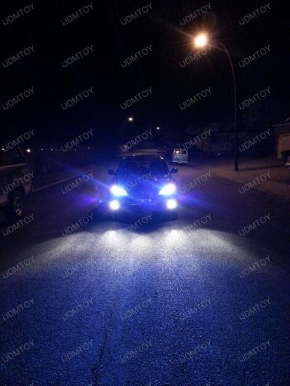 9005 LED DRL 1