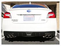 Subaru WRX LED Rear Fog  Reverse Light Installation