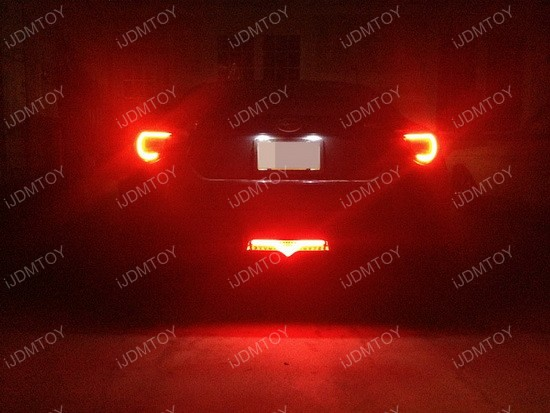 LED Rear Fog Light Subaru BRZ 03