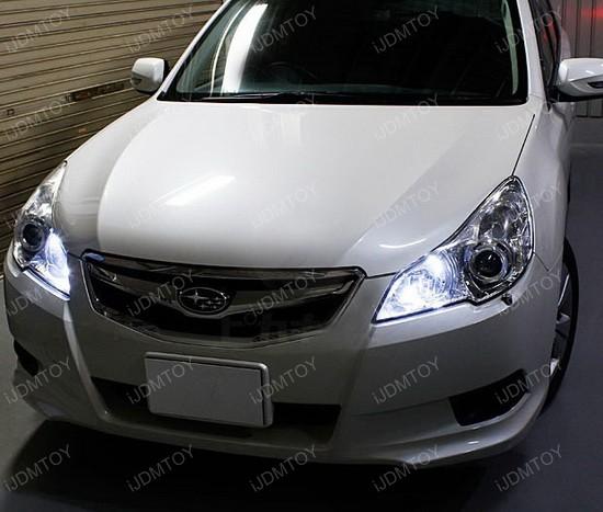 Subaru Legacy LED DRL 01