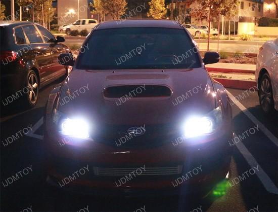 Subaru WRX STi LED DRL 01