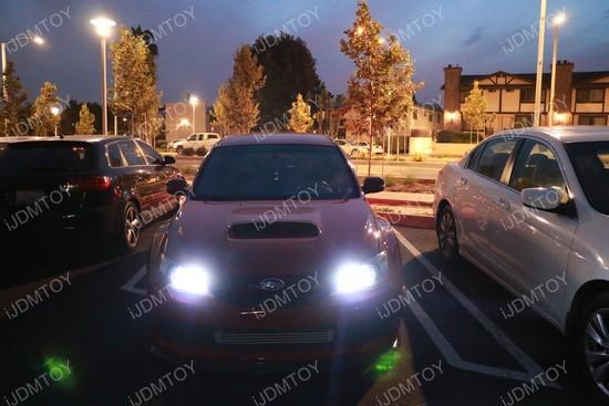 Subaru WRX STi LED DRL 02