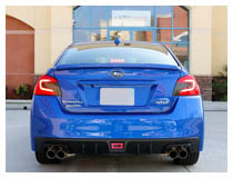Subaru WRX LED Rear Fog| Reverse Light Installation