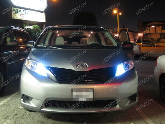 Toyota Led Map Dome Lights Hid Conversion Kit Camry