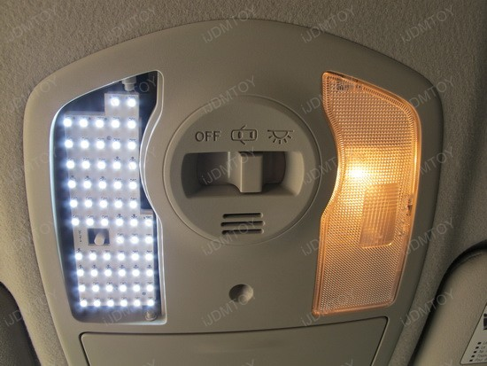 Toyota Prius Complete LED Interior Package 1