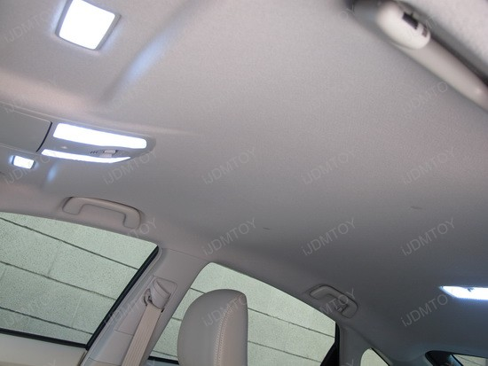 Toyota Prius Complete LED Interior Package 4
