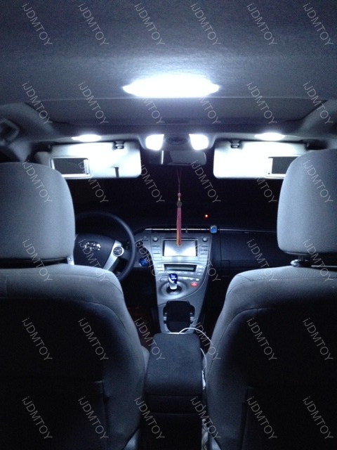 LED Panel Lights Toyota Prius 02