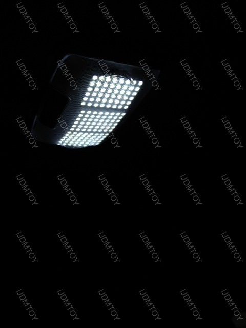 LED Panel Lights Toyota Prius 05
