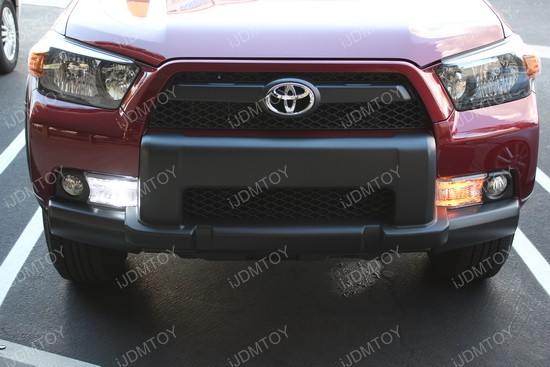 New LED Turn Signal Lights on Toyota 4Runner