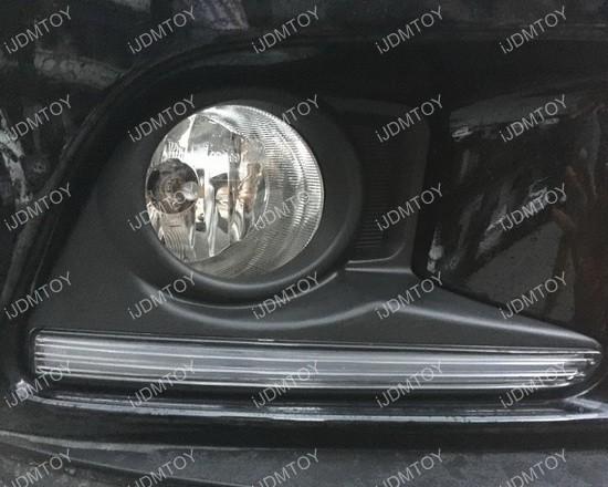 Toyota Highlander LED DRL 03