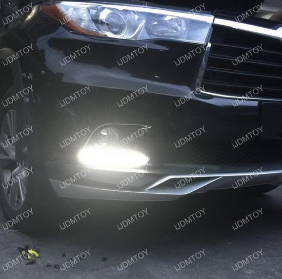 Toyota Highlander LED DRL 04