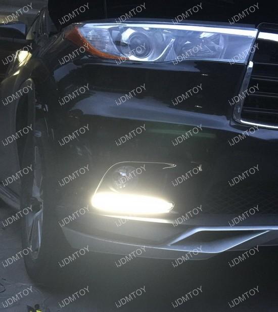 Toyota Highlander LED DRL 06