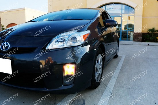 Prius LED Daytime Running Light Kit 01