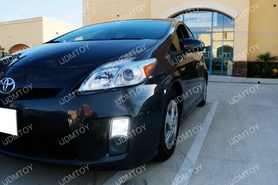 Prius LED Daytime Running Light Kit 02