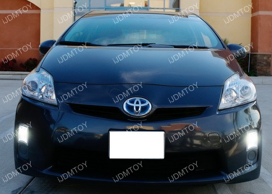 Prius LED Daytime Running Light Kit 04