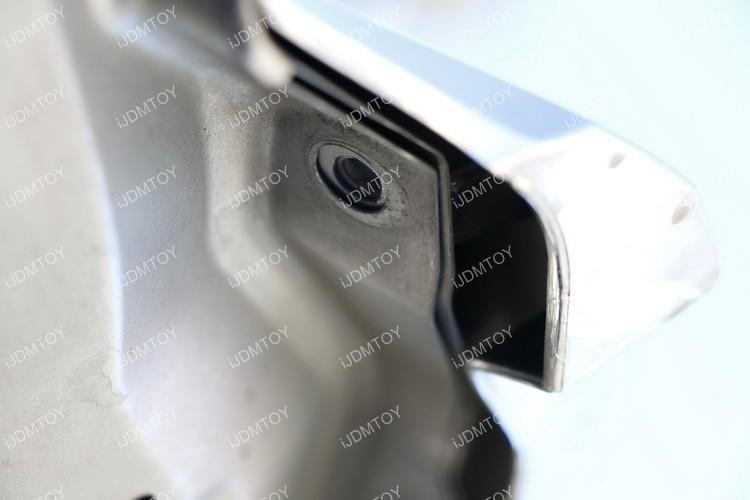 Toyota Tundra LED Hood Bulge Strip 03