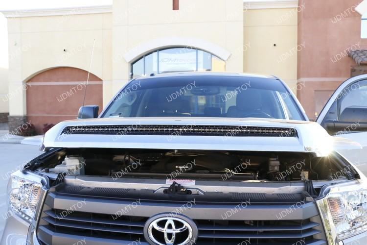 Toyota Tundra LED Hood Bulge Strip 50