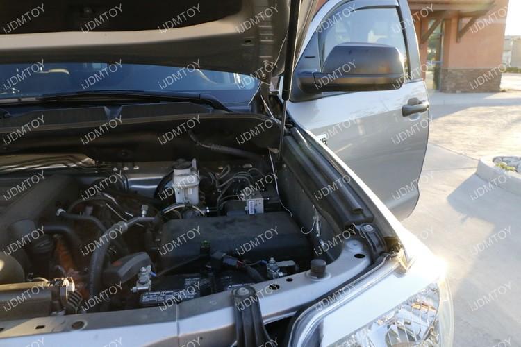Toyota Tundra LED Hood Bulge Strip 52