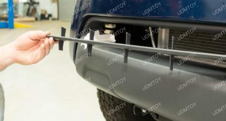 Toyota Tacoma LED Light Bar Install 01