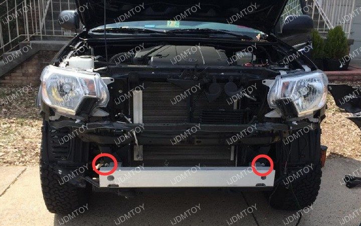150W High Power CREE LED Light Bar for 2005-15 Toyota Tacoma