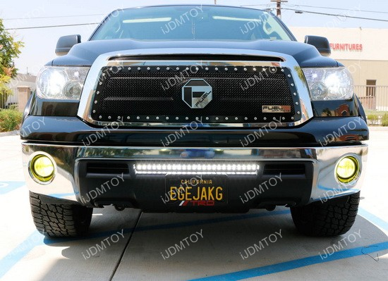 Toyota,Tundra 54W CREE LED Light Bar 02