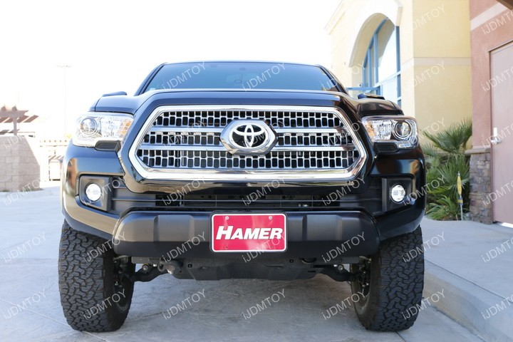 Toyota Tacoma LED Light Bar 01 how to install toyota tacoma led light bar system Wire Harness Assembly at bakdesigns.co