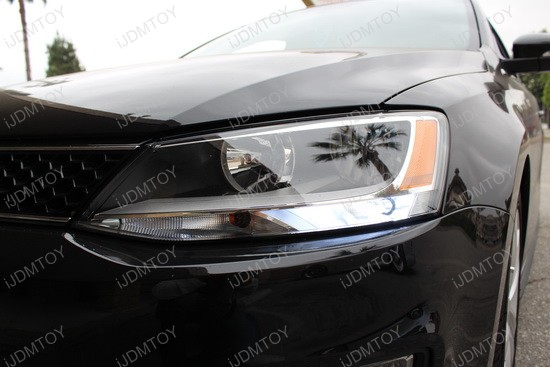 Volkswagen Jetta GLI LED Daytime Running Lights 2