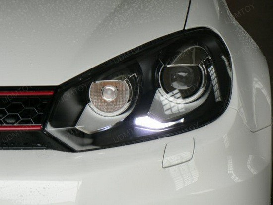 Volkswagen MK6 GTi LED Parking Lights