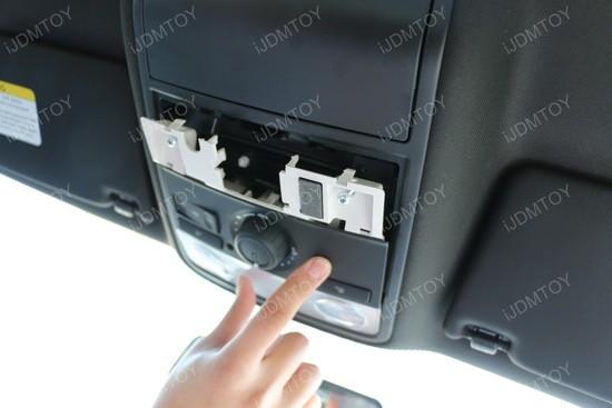 Volkswagen interior light kit 03
