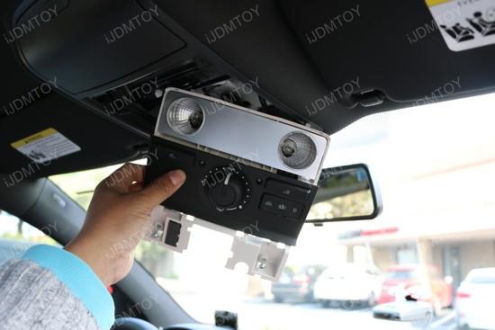 Volkswagen interior light kit 04