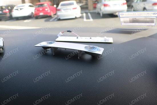 Volkswagen interior light kit 05